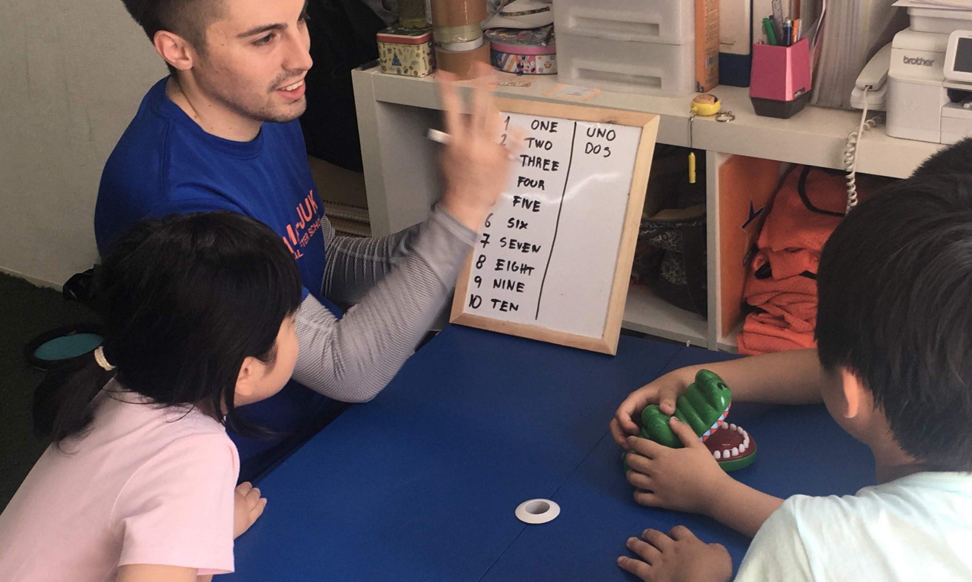 マルチナショナルアフタースクール 英語(多言語)-STEM-学習